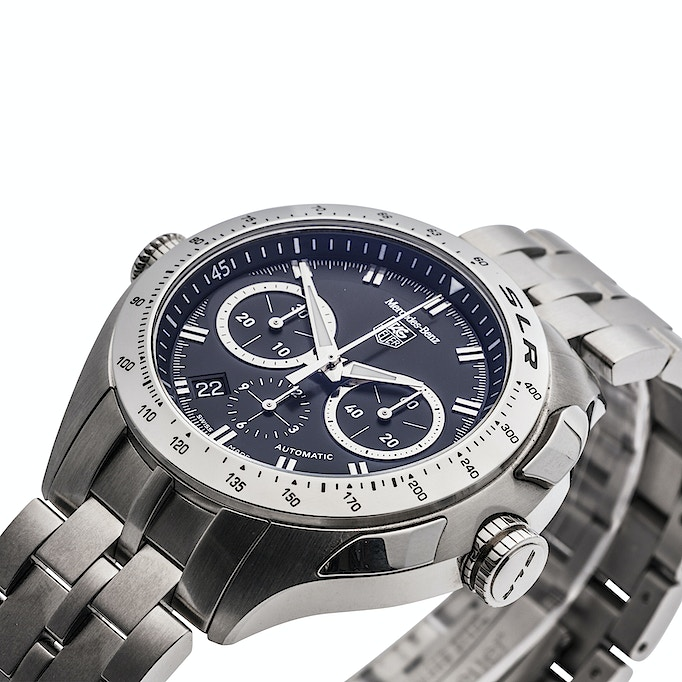 Tag heuer mercedes benz slr cag2110 fc6209 for sale chronext for Mercedes benz tag heuer watch