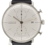 Junghans max bill Chronoscope - 027/4600.00