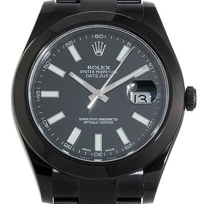 Rolex Datejust II DLC - 116300