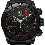 Edox Class 1 Chronoffshore Chronograph Big Date Diver - 10021 37N NRO