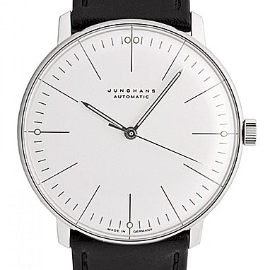 junghans max bill watches for sale chronext. Black Bedroom Furniture Sets. Home Design Ideas