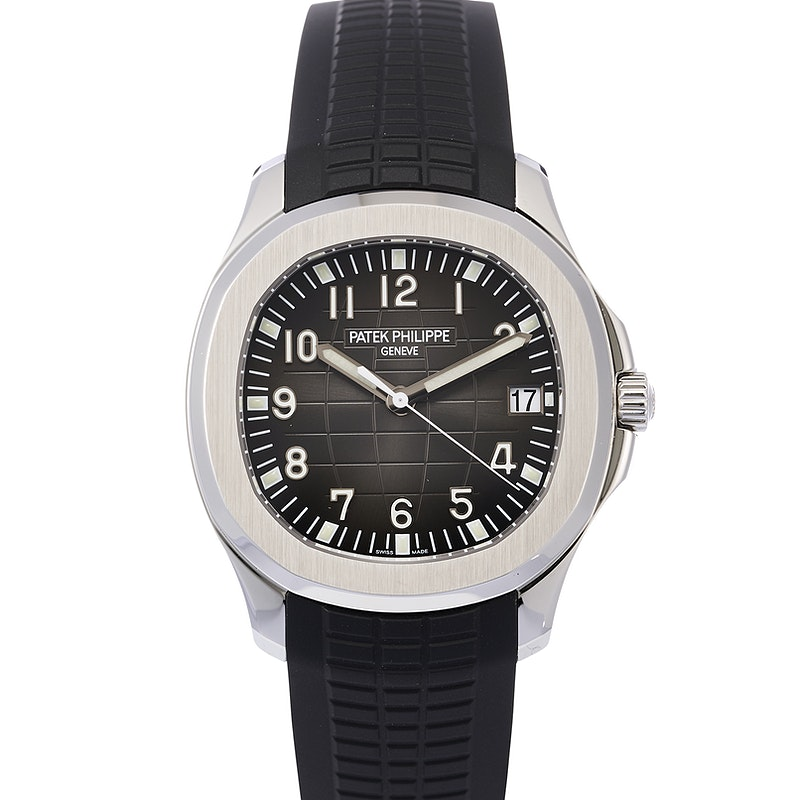 Patek Philippe Aquanaut Date Sweep Second 5167a 001