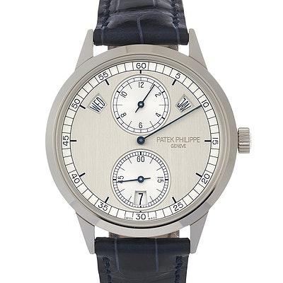 Patek Philippe Complications Annual Calendar Regulator-Style - 5235G-001
