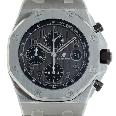 "Audemars Piguet Royal Oak Offshore Chronograph ""Slate-Grey - 26470ST.OO.A104CR.01"