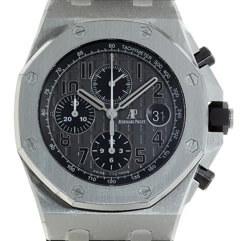 Audemars Piguet Royal Oak Offshore Chronograph Slate Grey 26470st Oo A104cr 01