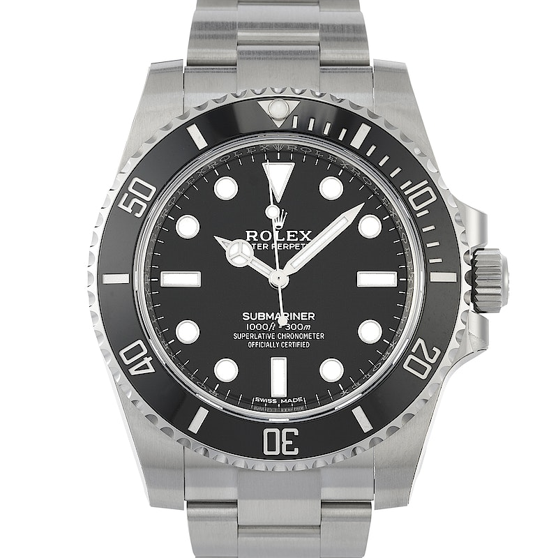 11dc1a01c08 Rolex Submariner 114060 for Sale