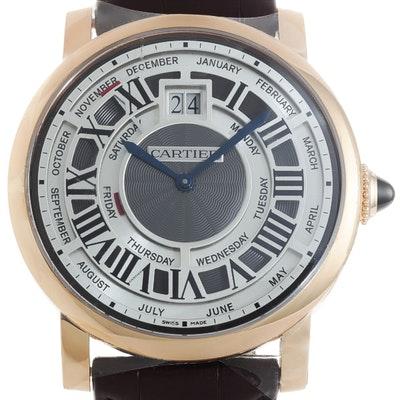 Cartier Rotonde Jahreskalender - W1580001