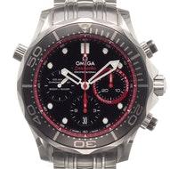 Omega Seamaster Diver ETNZ ltd. - 212.32.44.50.01.001