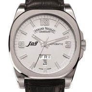 Armand Nicolet J09 Day & Date - 9650A-AG-P965NR2