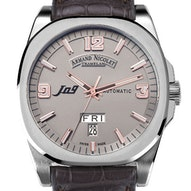 Armand Nicolet J09 Day&Date - 9650A-GS-P965GR2
