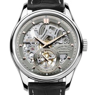Armand Nicolet LS8 Small Seconds ltd. - 9620S-GL-P713GR2