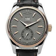 Armand Nicolet M02 Big Date & Small Seconds - 8646A-GR-P914GR2