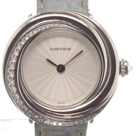 Cartier Trinity White Gold/Diamonds - -