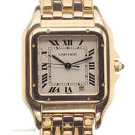 Cartier Panthère MM Yellow Gold - -