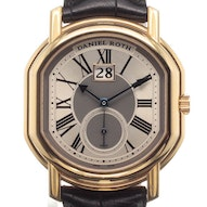 Daniel Roth Datomax Big Size Rose Gold - 208.X.40