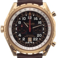 Breitling Chrono-Matic Limited Edition Rose Gold - H22360
