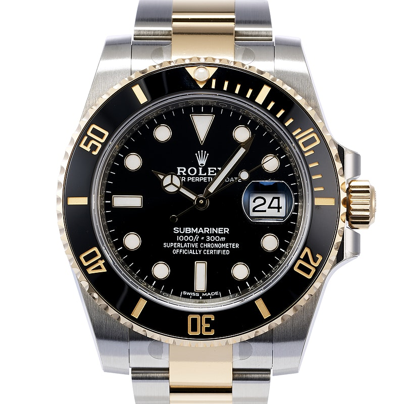 95b582ea4668c Rolex Submariner 116613LN for Sale | CHRONEXT