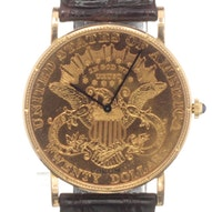 Corum Twenty Dollar Coin - 5514556