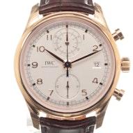 IWC Portugieser Chronograph Klassik - iw390402