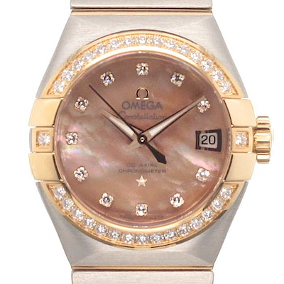 Omega Constellation Co-Axial - 123.25.27.20.57.003