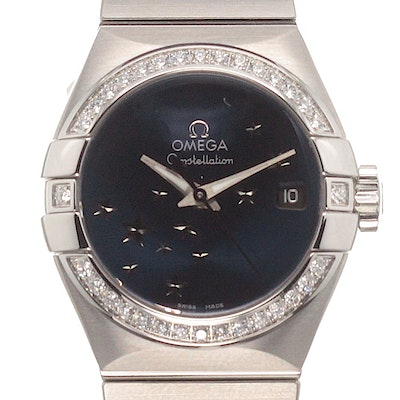 Omega Constellation Co-Axial - 123.15.27.20.03.001