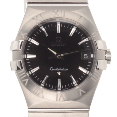 Omega Constellation Co-Axial - 123.10.38.21.01.001