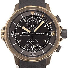 "IWC Aquatimer Chronograph Edition ""Expedition Charles Darwin - IW379503"