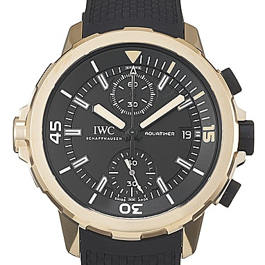 "IWC Aquatimer Chronograph Edition ""Expedition Charles Darwin - IW379503"