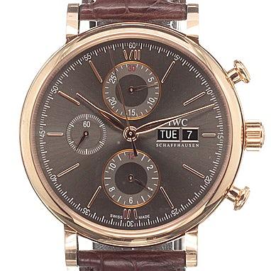 IWC Portofino Chronograph - IW391021