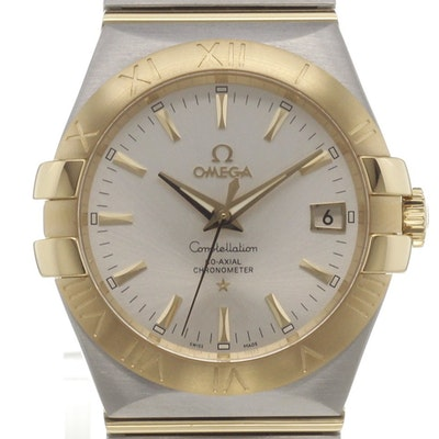 Omega Constellation Co-Axial - 123.20.35.20.02.002