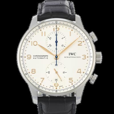 IWC Portugieser Chronograph - IW371445