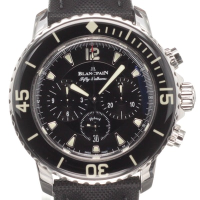 Blancpain Fifty Fathoms  - 5085F-1130-52