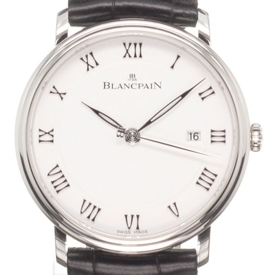 Blancpain Villeret  - 6651-1127-55B