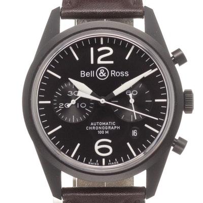 Bell & Ross BR 126 Original Carbon - BRV126-BL-CA/SCA
