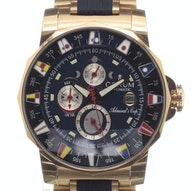 Corum Admiral's Cup Chrono 44mm Rose Gold - 51209