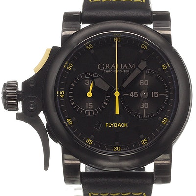 Graham Chronofighter Trigger - 2TRAB.B11A
