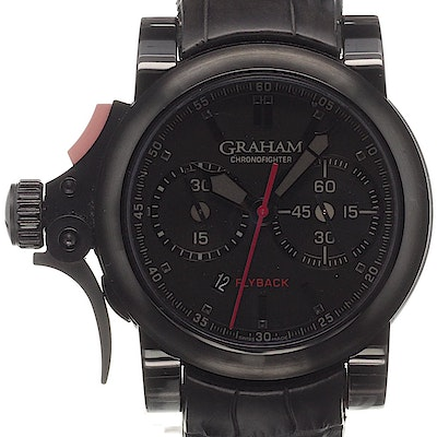 Graham Chronofighter Trigger - 2TRAB.B10A.K43C
