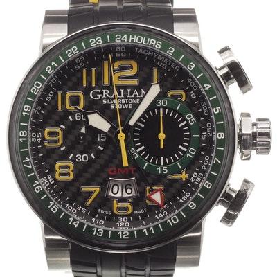 Graham Silverstone Stowe GMT - 2BLCH.B33A.K84S