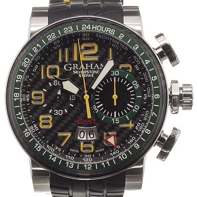 Graham Silverstone Stowe GMT - 2BLCH.B33A.K84S