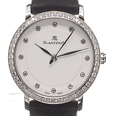 Blancpain Villeret Ultra Slim Ladies - 6102-4628-95