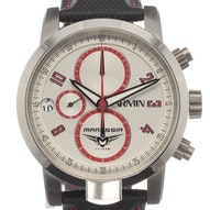 Armin Strom Racing Chrono White - TI11-CR.50