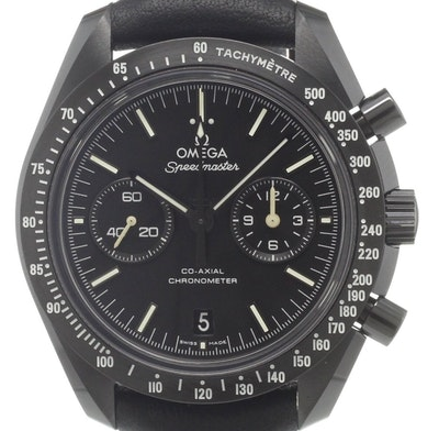 "Omega Speedmaster Moonwatch - ""Pitch Black"" - 311.92.44.51.01.004"