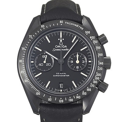 "Omega Speedmaster Moonwatch - ""Pitch Black"" - 311.92.44.51.01.004"