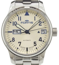 Fortis F-43 Flieger Big Date Ltd. - 700.20.92 M