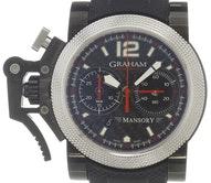 Graham Chronofighter Mansory Ltd. - 20VUV.B41A