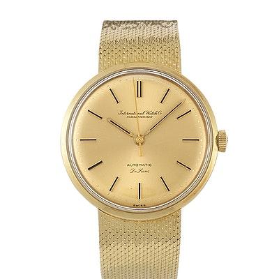 IWC Vintage De Luxe - R807A