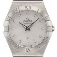 Omega Constellation  - 123.10.27.60.55.004