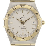 Omega Constellation Perpetual Calendar - 1252.30.00