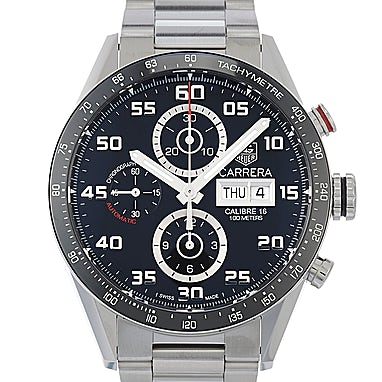 Tag Heuer Carrera Calibre 16 Day-Date Automatic Chronograph - CV2A1R.BA0799
