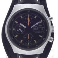 Sinn Fliegerchronograph Lemania 5100 - 157 Ti Ty
